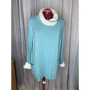 Soft Surroundings Forrester Pullover